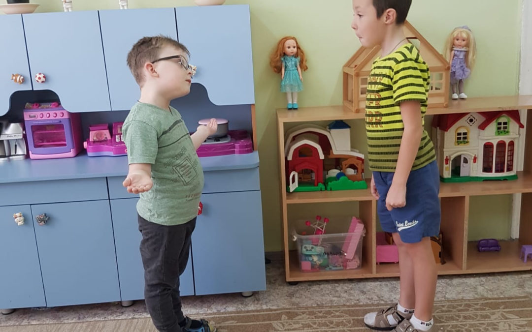 Методы развития диалогической речи дошкольников.