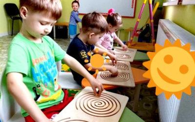 Развитие межполушарных связей головного мозга у детей